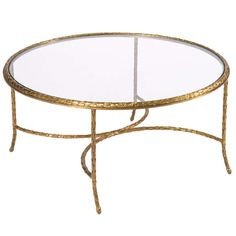 Bagues Cocktail Table | 1stdibs.com