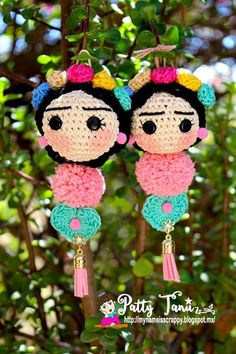 Embroidery for Beginners & Embroidery Stitches & Embroidery Patterns & Embroidery Funny & Machine Embroidery Crochet Home, Crochet Gifts, Cute Crochet, Crochet For Kids, Crochet Dolls, Crochet Baby, Knit Crochet, Amigurumi Doll, Amigurumi Patterns