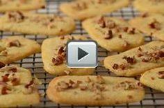 Butter Cookies - Joyofbaking.com