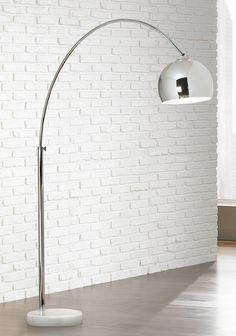 the catalina arc floor lamp offers a stylethe light source is soft and the is pointed downwards floor lamps au2026