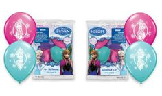 "Disney Frozen 12"" Latex Balloons (Pack of 2), 6 Count Disney http://www.amazon.com/dp/B00IKZOMJW/ref=cm_sw_r_pi_dp_vLXLtb1FEDAT1MBH"