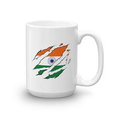 Indian Ripped Mug