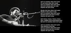 Bill Whiters - Ain't no sunshine