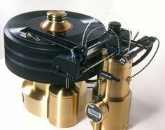 - Kuzma Stabi XL Turntable with Airline tonearm -#vinyl http://www.pinterest.com/TheHitman14/the-record-player-%2B/