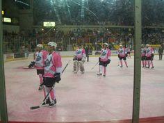 Alaska Aces Breast Cancer Awareness Game!