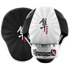 Hayabusa Focus Pads - Official MMA Ikusa Series Focus Mitts (Pair) - Black by Hayabusa. Save 18 Off!. $89.95. Introducing the new IkusaTM Focus Pads from Hayabusa® - the ultimate in performance training gloves. With their OptistrikeTM Pro-Concave Striking Surface, form fitting pre-curved molded design and ultra-light high resiliency inner core, these focus pads will feel like a seamless extension of your hand. Use them with your coach/athlete to help develop great striking...