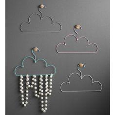 Cloud Coat Hangers #soon #kiwienkoala.nl