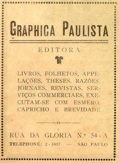 Anúncios de oficinas tipográficas – fabio mariano