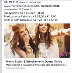 Saldi www.momostylish.com