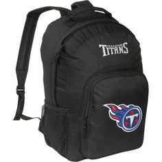 NFL Tennessee Titans Black Southpaw Backpack by Concept 1. Save 20 Off!. $23.99