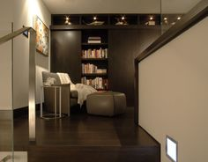 Beck - modern - home office - orange county - Aria Design Inc