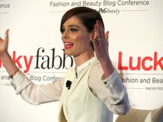 Lucky FABB Conference Highlights Supermodels, Designers, & Top Bloggers #LuckyFABB @Lucky Magazine