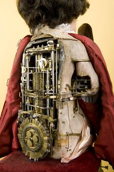 Pierre Jaquet-Droz (1721 – 1790) - Writer Robot