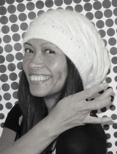 Angela Inside Out Project, Anti Racism, March 2013, Foundation, Winter Hats, Beanie, Restaurant, Diner Restaurant, Restaurants