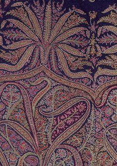 Kashmir textile