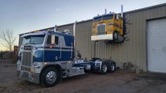 1000+ images about Cabover Trucks: We Got Cabover Fever on Pinterest | Peterbilt, Trucks and ...