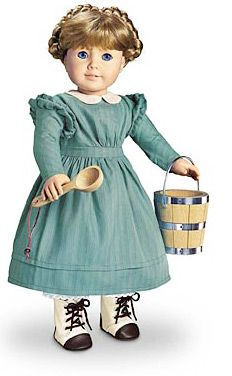 American Girl Doll Kirsten Retired Pleasant Company School Water Bucket ONLY