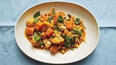 Cauliflower & Squash Curry