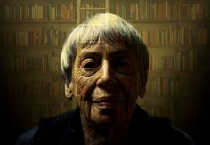 """Ursula K. Le Guin on the Sacredness of Public Libraries """"Knowledge sets us free, art sets us free. A great library is freedom."""""""