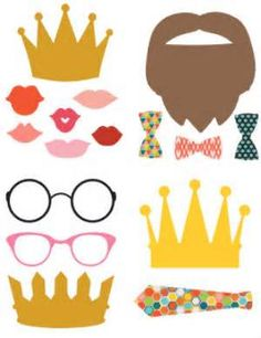 PHOTO BOOTH PROPS DOWNLOAD FREE
