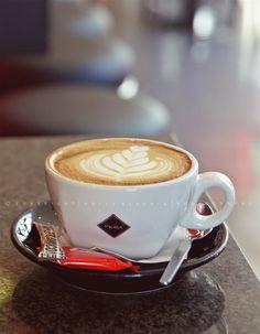 Pölcz Klaudia - kisklau: Kávé - Coffee Coffee, Tableware, Coffee Cafe, Dinnerware, Kaffee, Dishes, Cup Of Coffee, Coffee Art