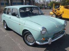 1968 VW Squareback