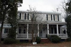 Banksia Hall Plantation, Barnwell County, South Carolina