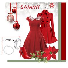 """""""Sammydress 4."""" by marinadusanic ❤ liked on Polyvore featuring women's clothing, women's fashion, women, female, woman, misses and juniors"""
