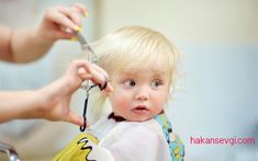 For many babies, the first haircut is steeped in tradition. Here's what different religions and cultures do when it comes to the first haircut. Baby's First Haircut, Baby Haircut, Haircut Tip, Free Haircut, Toddler Haircuts, Girl Haircuts, Hairstyles Haircuts, Los Angeles With Kids, Mom And Baby