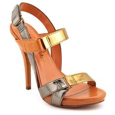 Luxury Rebel Women's 'Jaz' Synthetic Sandals $34