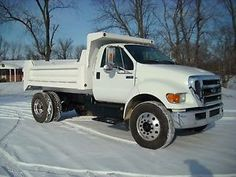 2004 ford f750 - Categoria: Avisos Clasificados Gratis Item Condition: Used2004 Ford F750 Dump Truck, Brand New 11' Dump Bed, Powercoated to Match Truck, 72 Cat, Allison Automatic, 129k Miles, Not a spot of rust on the entire truck! Bed is designed to take 2x12 side boards, Polished Aluminum Wheels Call 8124552018Price: US 23,995.00See Details