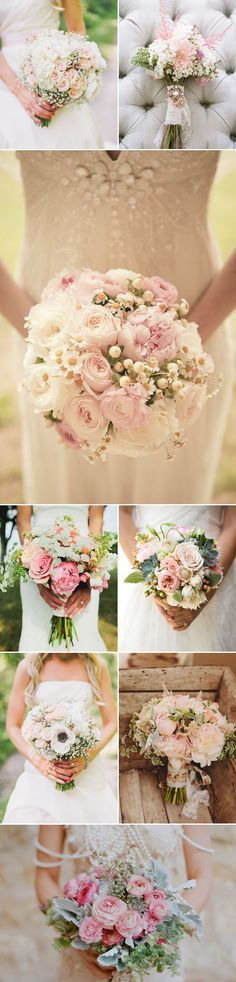 Pink flowers signify romance, love, grace, and happiness. A pink wedding bouquet is a delightful choice for your wedding and denotes feminine qualities. It is also perfect for any season and brings sweetness to any occasion. From pale blush to bright fuchsia, get inspired by our beautiful collection of pink blooms below. Utterly Romantic …
