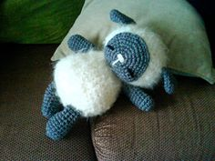 Baby Sheep Free Pattern