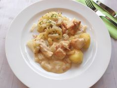 Kohlrabi - Auflauf mit Hähnchenbrust, ein tolles Rezept mit Bild aus der Kategorie Gemüse. 86 Bewertungen: Ø 4,5. Tags: Auflauf, Geflügel, Gemüse, Hauptspeise, Schwein