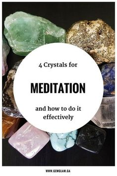 4 Crystals for Meditation meditate Meditation| Relaxation| Meditation Tips|| #meditation #relaxation #meditationtips . Take a look at Check out amazing mindful products at www.estus.co