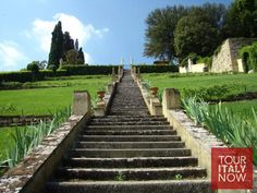 bardini gardens florence italy stairs