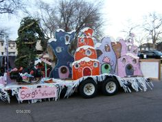 20 best Christmas Parade Float images on Pinterest in 2018 ... Xmas Golf Cart Parade Themes Html on
