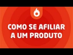 Hotmart | Como se afiliar a um produto no Mercado da Hotmarthttp://bit.ly/2hIWZBU