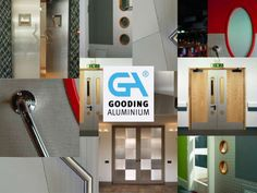 Aluminium Door Protection from Gooding Aluminium Aluminium Doors, Aluminium Sheet, Door Protection, Aluminum Screen Doors, Aluminum Gates