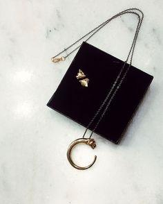 panther set pendant & ring    fashion jewellery designer pendant ring necklace