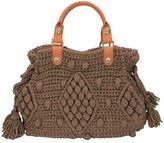 Gerard Darel knitted bag