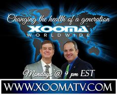 It's time to stop and take a look at Xooma Worldwide! Tonight, Monday, July 20th at 9:00 PM EST www.XoomaTV.com