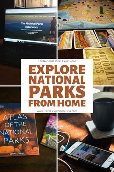 A bunch of fun ways to explore and enjoy the USA national parks from your home! National Parks Usa, Google Classroom, Photo Essay, Conservation, Distance, Wildlife, Posts, America, Explore