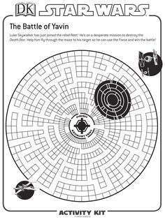 Star Wars Printables and Activities   Brightly