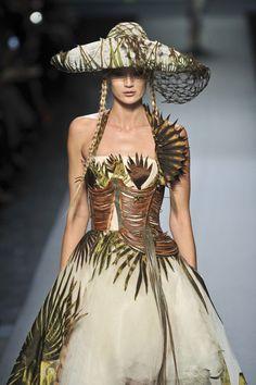 jean paul gaultier haute couture s.s2010