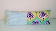 Large 14x36 Pillow Cover and Insert Amy Butler by BeegoHandmade