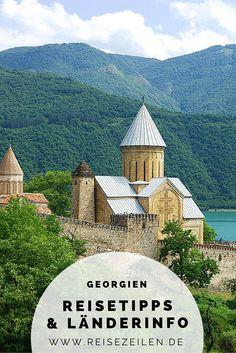 Meine Erfahrungswerte und Tipps für alle Reisenden, die sich für Georgien interessieren