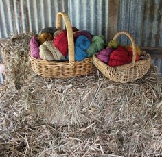 Harvest Wool- by Timber and Twine