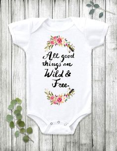 Boho Baby Bohemian Baby Baby Girl Clothes by FawnandFloraBaby