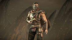 Personajes Mortal Kombat X 2015 imágenes criticsight Erron Black